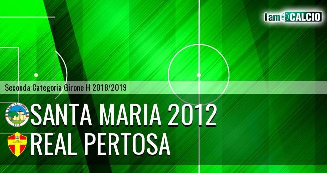 Giovi Calcio Rufoli - Real Pertosa