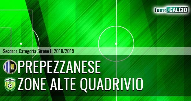 Prepezzanese - Zone Alte Quadrivio
