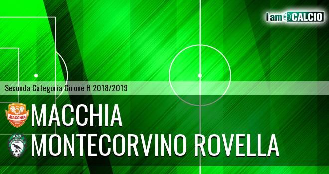 Macchia - Montecorvino Rovella