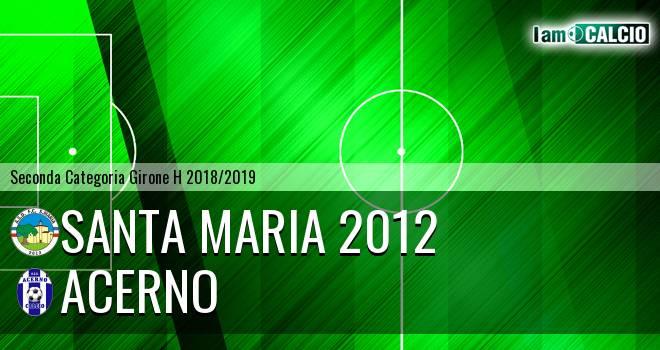Santa Maria 2012 - Acerno