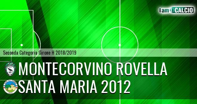 Montecorvino Rovella - Santa Maria 2012
