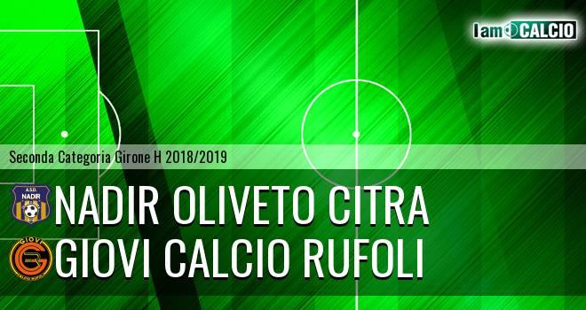 Nadir Oliveto Citra - Santa Maria 2012