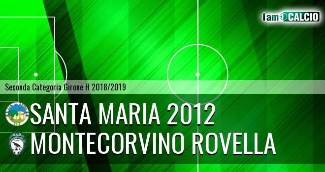 Giovi Calcio Rufoli - Montecorvino Rovella