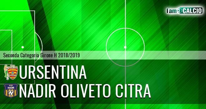Ursentina - Nadir Oliveto Citra