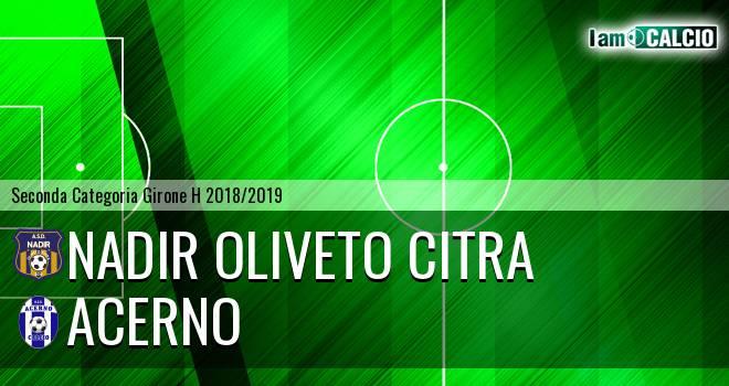 Nadir Oliveto Citra - Acerno
