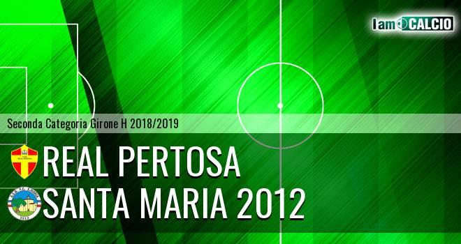 Real Pertosa - Giovi Calcio Rufoli