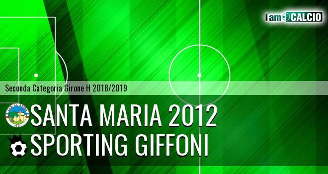Giovi Calcio Rufoli - Sporting Giffoni