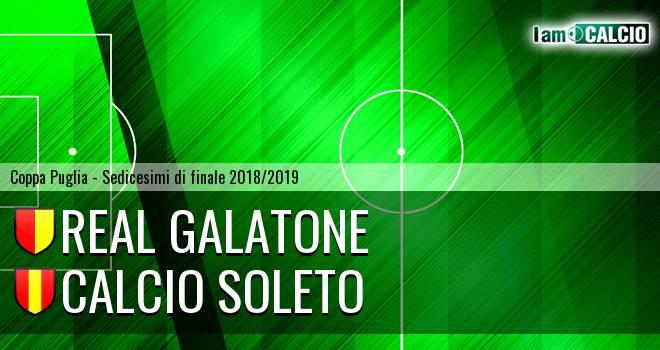 Real Galatone - Calcio Soleto