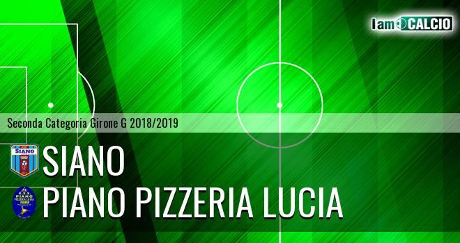 Siano - Piano Pizzeria Lucia