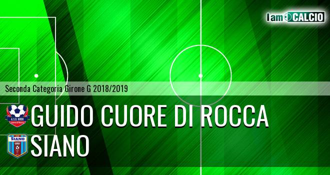Guido Cuore Di Rocca - Siano