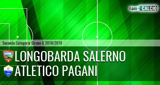 Longobarda Salerno - Atletico Pagani