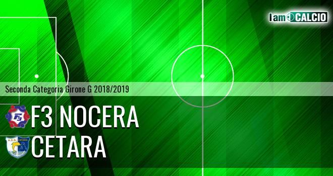 F3 Nocera - Cetara