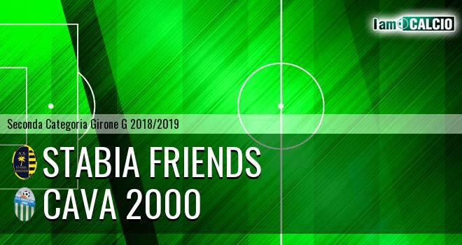Stabia friends - Cava 2000