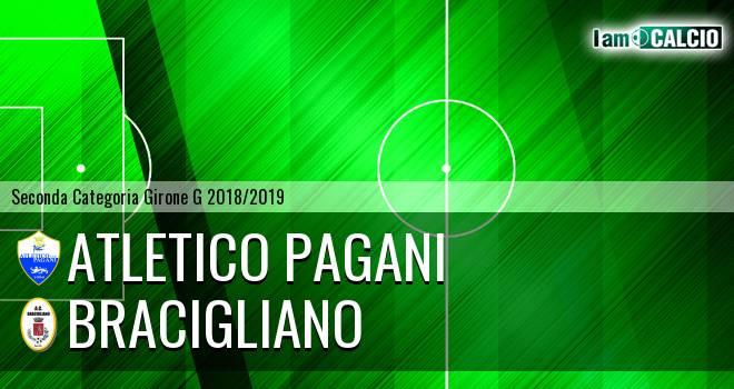 Atletico Pagani - Bracigliano