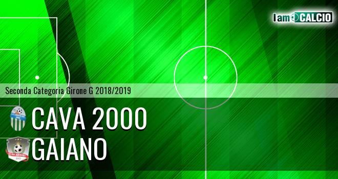 Cava 2000 - Gaiano