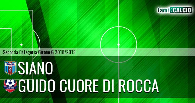 Siano - Guido Cuore Di Rocca