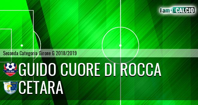Guido Cuore Di Rocca - Cetara