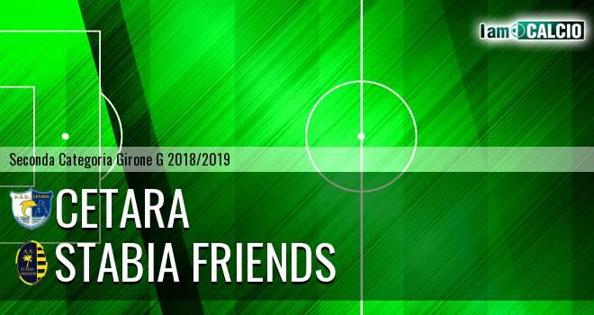 Cetara - Stabia friends