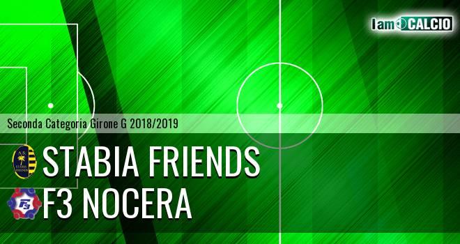 Stabia friends - F3 Nocera