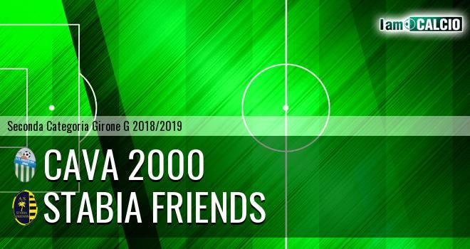 Cava 2000 - Stabia friends