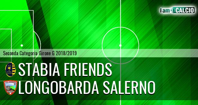 Stabia friends - Longobarda Salerno