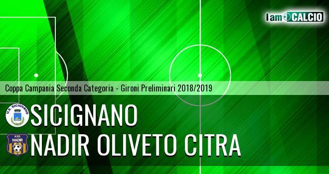 Sicignano - Nadir Oliveto Citra