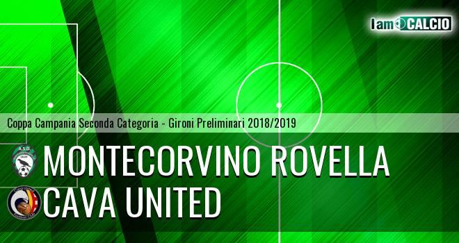 Montecorvino Rovella - Cava United
