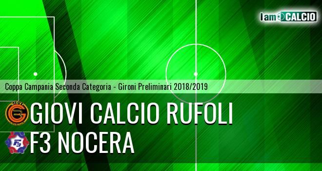 Giovi Calcio Rufoli - F3 Nocera