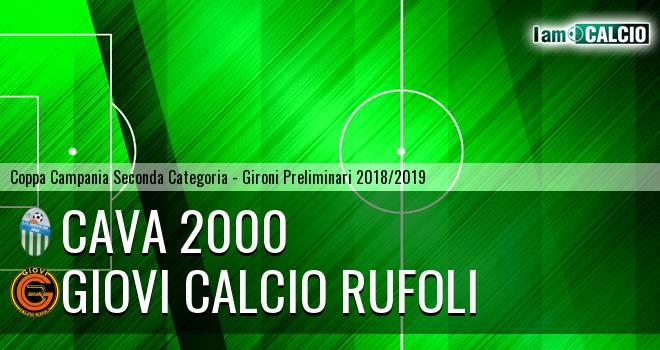 Cava 2000 - Giovi Calcio Rufoli