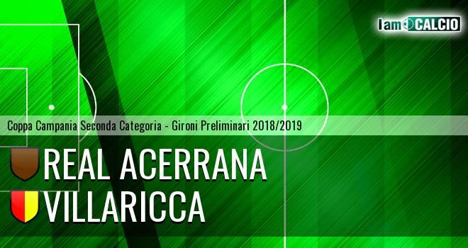 Real Acerrana - Villaricca