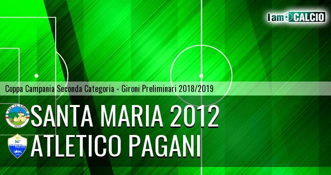 Santa Maria 2012 - Atletico Pagani
