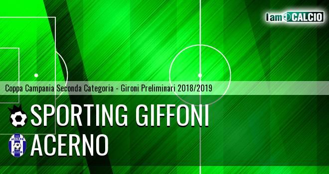 Sporting Giffoni - Acerno