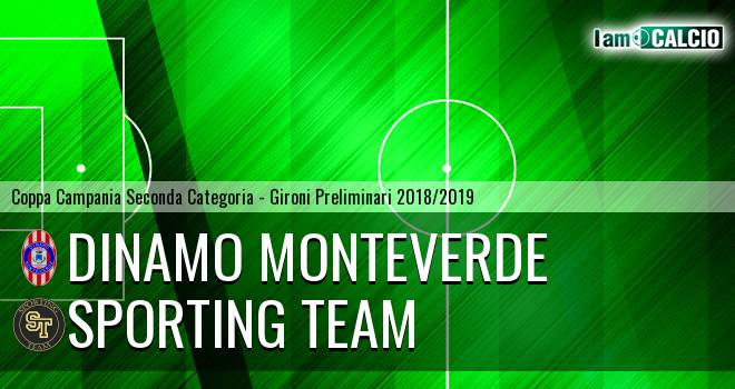 Dinamo Monteverde - Sporting Team Maroso