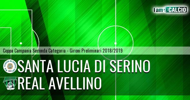 Santa Lucia di Serino - Real Avellino
