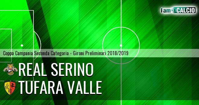 Real Serino - Tufara Valle
