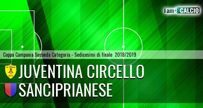 Juventina Circello - Sanciprianese