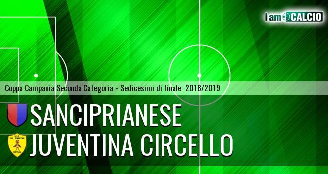 Sanciprianese - Juventina Circello
