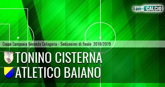 Tonino Cisterna - Atletico Baiano