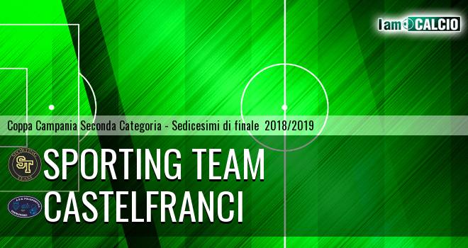 Sporting Team - Castelfranci