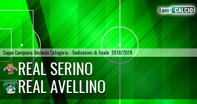 Real Serino - Real Avellino