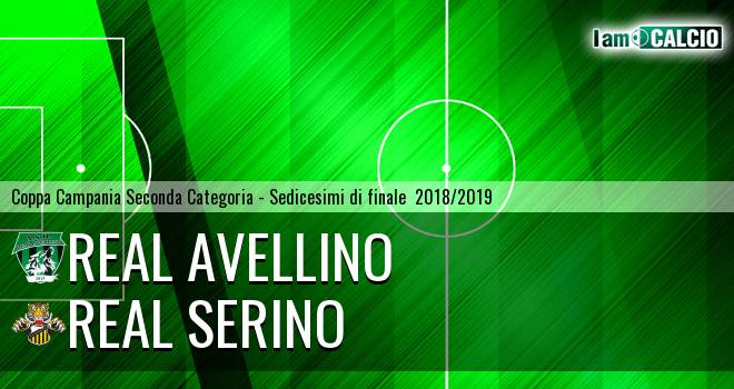 Real Avellino - R. Serino