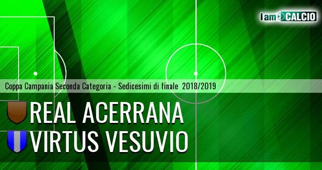 Real Acerrana - Virtus Vesuvio