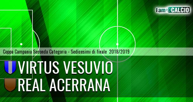 Virtus Vesuvio - Real Acerrana