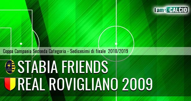 Stabia friends - Real Rovigliano 2009