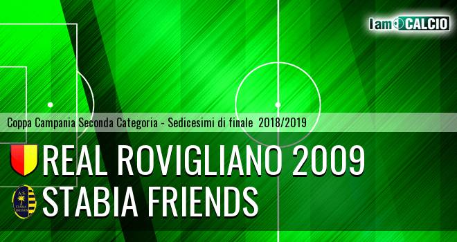 Real Rovigliano 2009 - Stabia friends