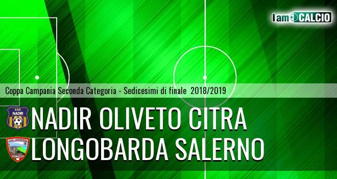 Nadir Oliveto Citra - Longobarda Salerno