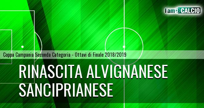 Rinascita Alvignanese - Sanciprianese