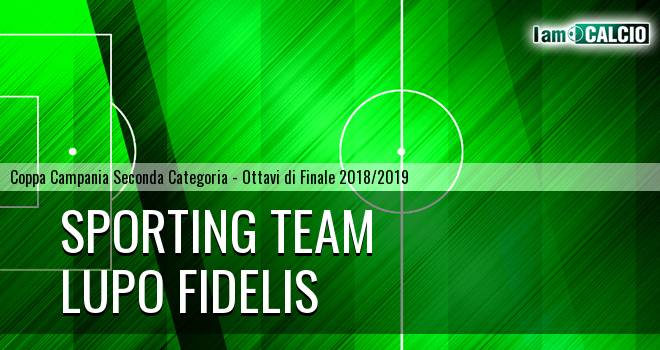 Sporting Team - Lupo Fidelis