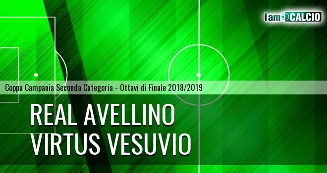 Real Avellino - Virtus Vesuvio