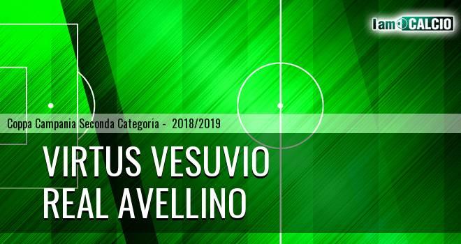 Virtus Vesuvio - Real Avellino